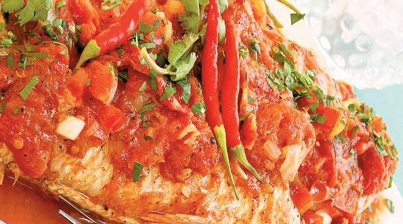 triglie in salsa piccante
