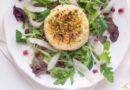 insalata caprino pistacchio